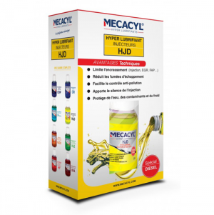 MECACYL HJD Injecteurs Spécial Diesel – 200 ml