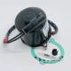 Moteur électrique pour pompe hydraulique ASM avec connecteur