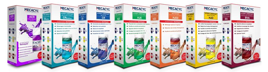 Gamme Mecacyl